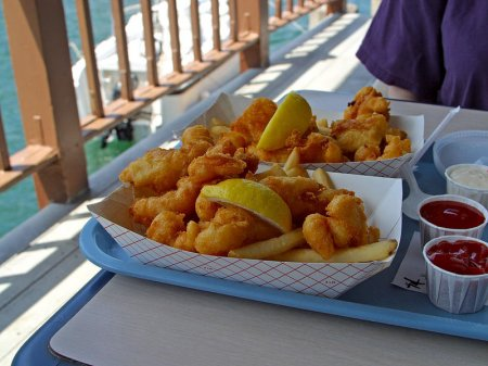 Whats you faourite dish to eat for breakfast Normal_fish_and_chips